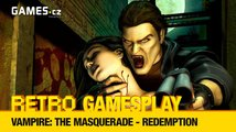 ZRUŠENO: Retro GamesPlay – hrajeme upíří RPG Vampire: The Masquerade – Redemption
