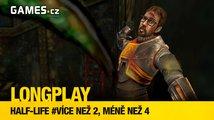 LongPlay - Half-Life #více než dva, méně než čtyři