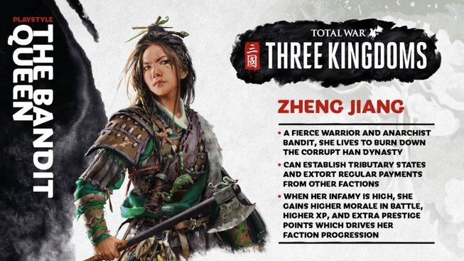 Total War: Three Kingdoms - Čeng Ťiang