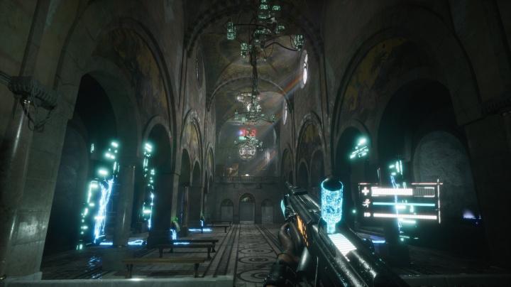 Tvůrci Observera představili singleplayerovou střílečku 2084 z prostředí kyberpunku