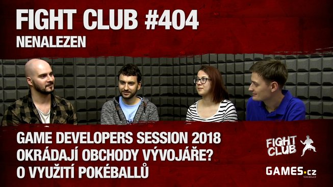 Fight Club 404