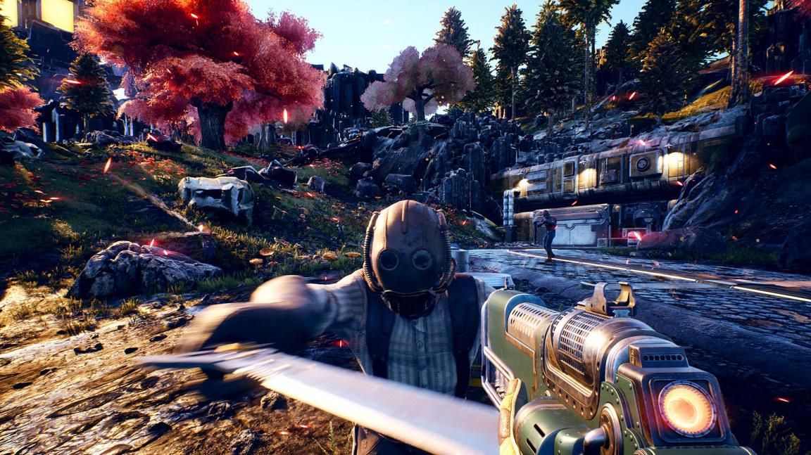 Obsidian ukazuje úvodních 20 minut ze sci-fi RPG The Outer Worlds
