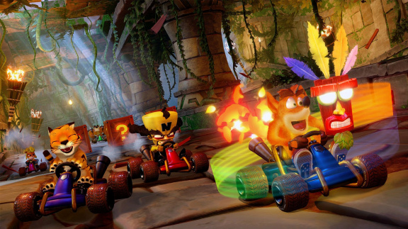 Crash Team Racing Nitro-Fueled – recenze