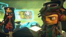 Psychonauts 2 je bláznivá skákačka nejen díky gravitačním puzzlům