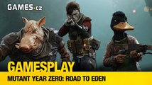 Sváteční GamesPlay - hrajeme taktickou strategii Mutant Year Zero: Road to Eden