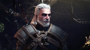 Zaklínač Geralt po bojovce navštíví i Monster Hunter: World