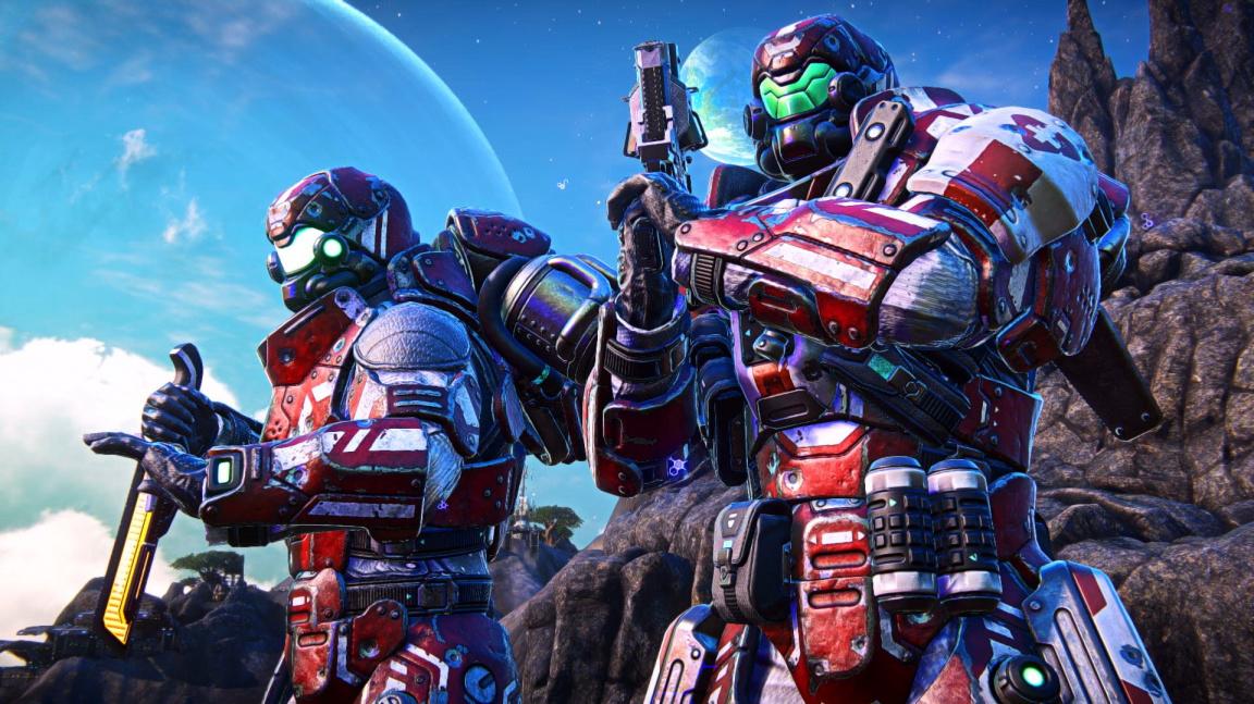 Další díl střílečky PlanetSide přinese bitvu tisíce hráčů a battle royale