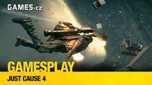GamesPlay – hrajeme Just Cause 4