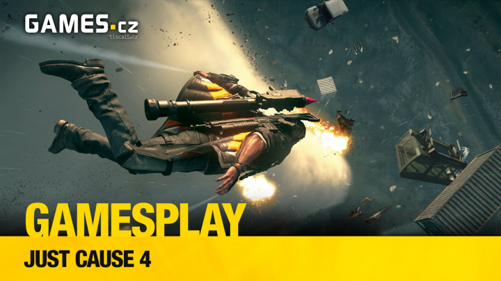 GamesPlay - Just Cause 4