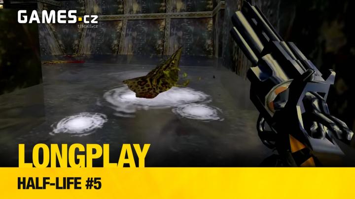 LongPlay - Half-Life #5