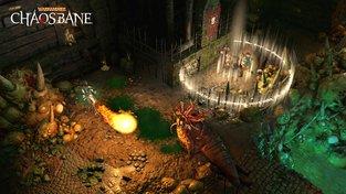 V diablovce Warhammer: Chaosbane roztočíte kladivo a zažehnete plameny