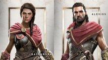 Kassandra, nebo Alexios? Volba pohlaví v Assassin's Creed Odyssey překvapila i vývojáře