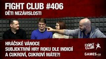 Fight Club #406: Děti nezávislosti