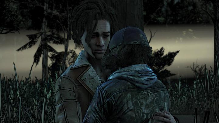 Poslední sezóna adventury The Walking Dead se přesouvá na Epic Games Store