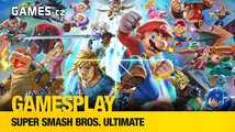 GamesPlay – hrajeme gaučovou řež Super Smash Bros. Ultimate