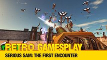 Retro GamesPlay - Serious Sam: The First Encounter + Extra Round - Block Out
