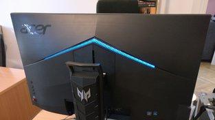 Osvětlení Acer Predator X27
