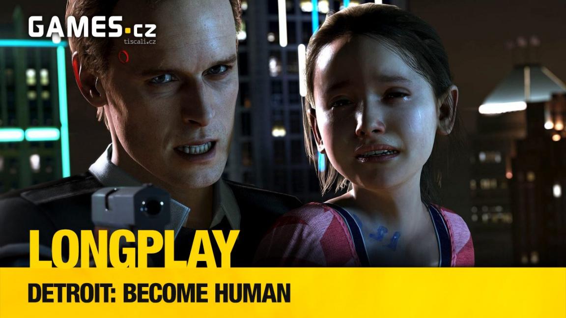 LongPlay – Detroit: Become Human #1
