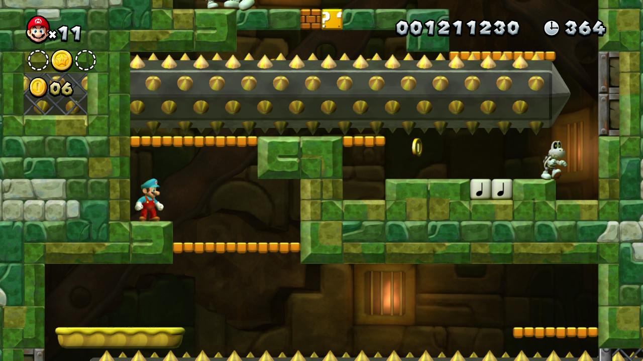 New Super Mario Bros. U Deluxe