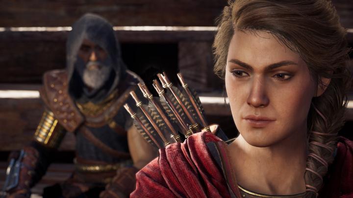 Hratelná měla být pouze Kassandra, Ubisoft prý úmyslně upozaďoval ženské hrdinky