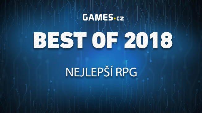 Best of 2018: Nejlepší RPG