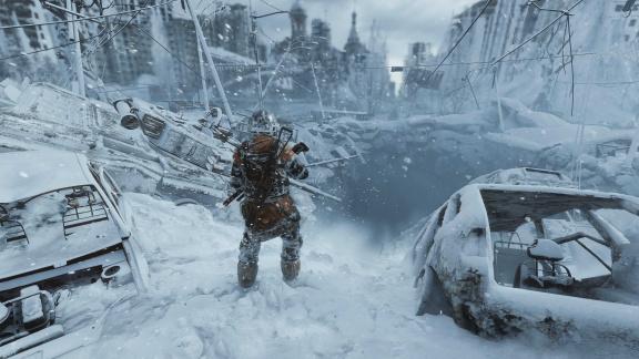 Metro Exodus opouští stanici Steam, zaparkuje u konkurenčního Epicu