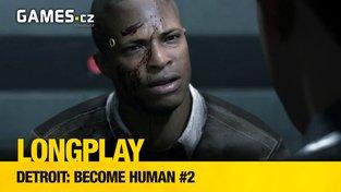 LongPlay - Detroit: Become Human #2