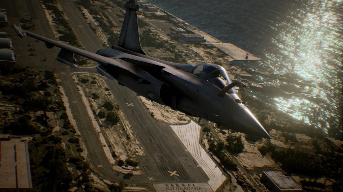 Už i Ace Combat 7: Skies Unknown dostává battle royale