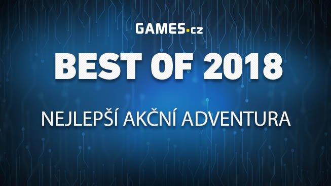Best of 2018: Nejlepší akční adventura