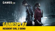 GamesPlay - Resident Evil 2 Demo