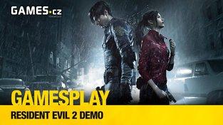 GamesPlay - Resident Evil 2 Demo