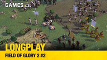 LongPlay – Field of Glory 2 #2: Ať žije Republika