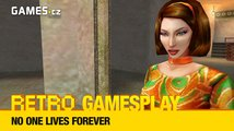 Retro GamesPlay - No One Lives Forever + Extra Round - Boulder Dash