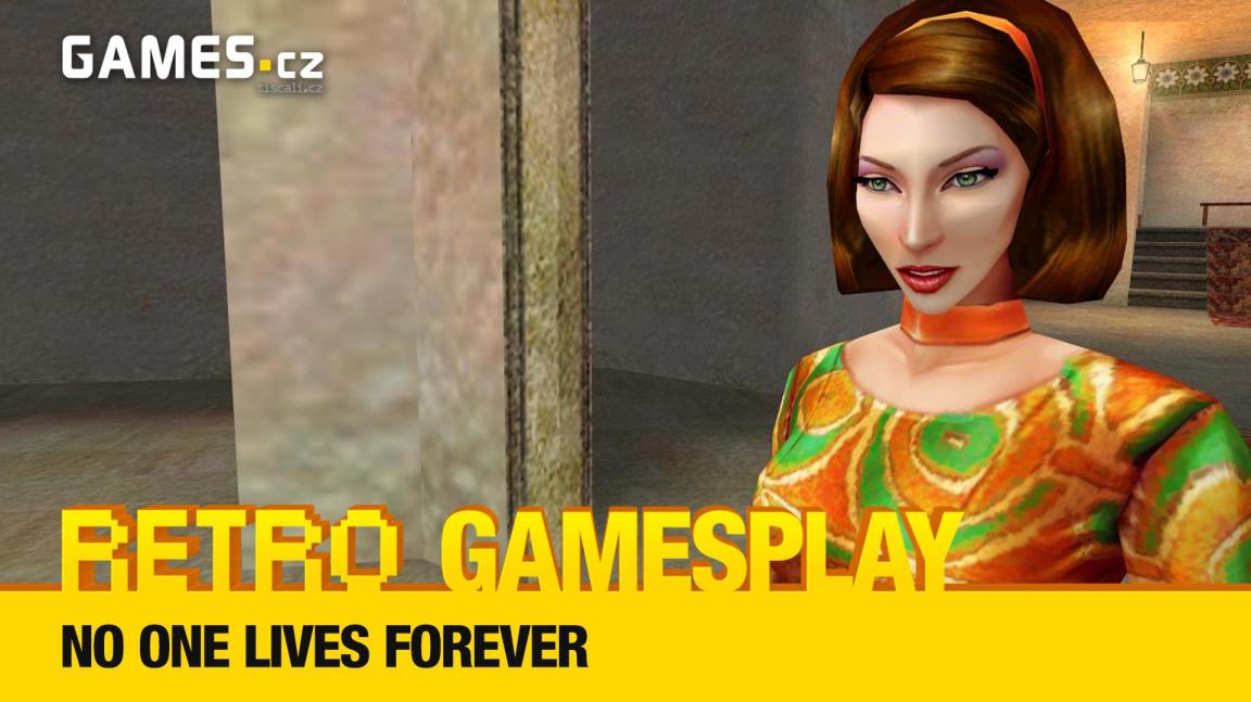 Retro GamesPlay – hrajeme The Operative: No One Lives Forever