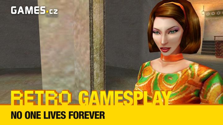 Retro GamesPlay - No One Lives Forever + Extra Round - Boulder Dash