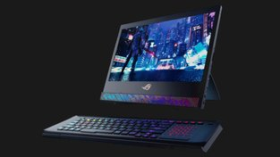 Hands-on: Asus Mothership a nové notebooky s GeForce RTX 2060
