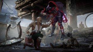 Obří nášup informací a videí k Mortal Kombat 11