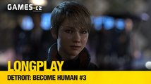LongPlay – Detroit: Become Human #3