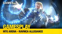 GamesPlay – hrajeme edici Ravnica Allegiance v Magic: The Gathering Arena