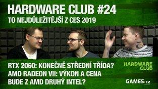 Hardware Club #24: CES 2019