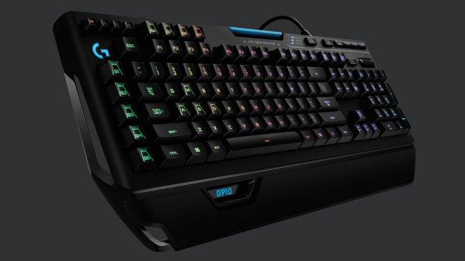 Soutěž: vyhrajte herní klávesnici a myš od Logitech