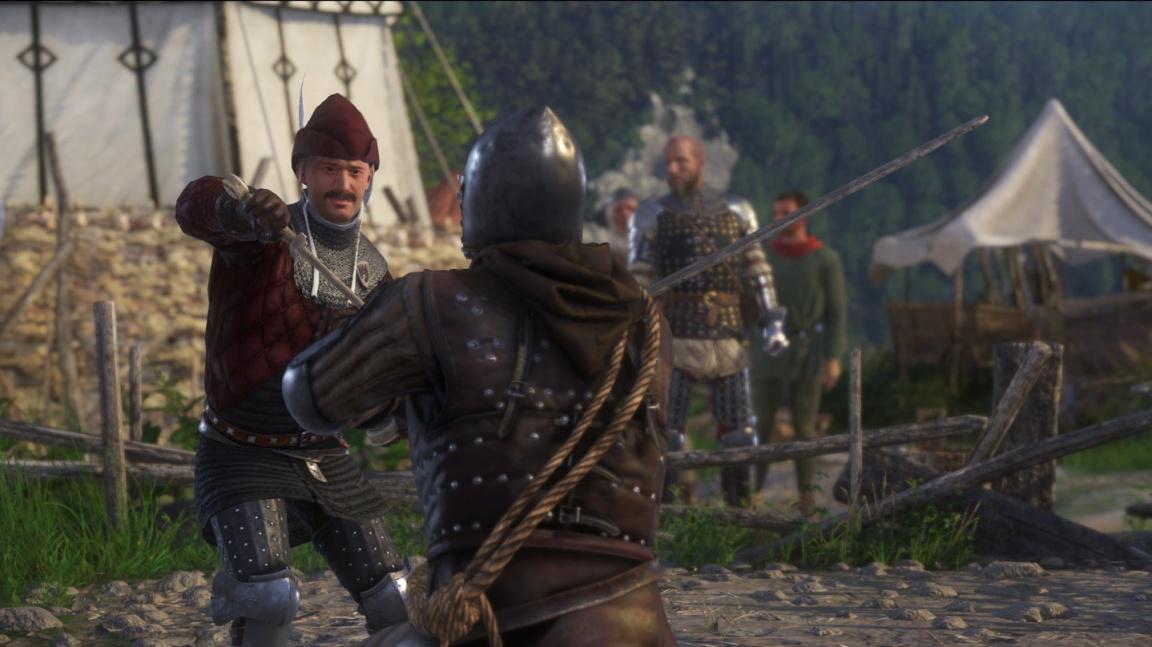 S Kingdom Come do boje v novém DLC i dalším dokumentu