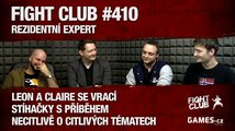 Fight Club #410: Rezidentní expert