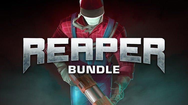 Reaper Bundle láká na desítku trhlých her zlevněných o 97 %