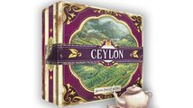 Desková hra Ceylon – pěstování čaje jako záminka pro boj o moc