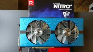 Sapphire Radeon RX 590 Nitro+ Special Edition
