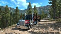 Další destinací American Truck Simulatoru bude stát Washington
