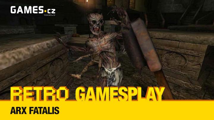 Retro GamesPlay – hrajeme RPG Arx Fatalis