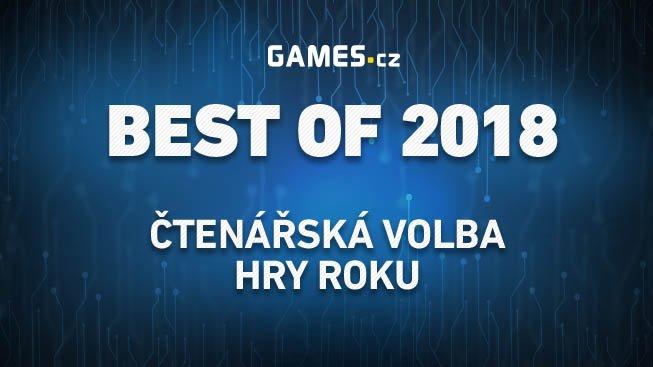 Best of 2018: Vyhlášení čtenářské hry roku