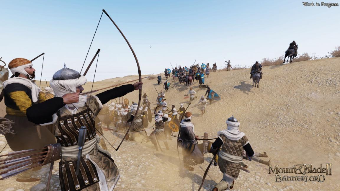 Za Calradii! Ostří do ruky a hurá na koně v právě vydaném Mount & Blade II: Bannerlord. Nyní i s trailerem